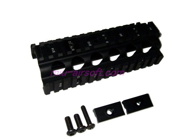 AABB AB155 M249 Low Rail set (RAS)