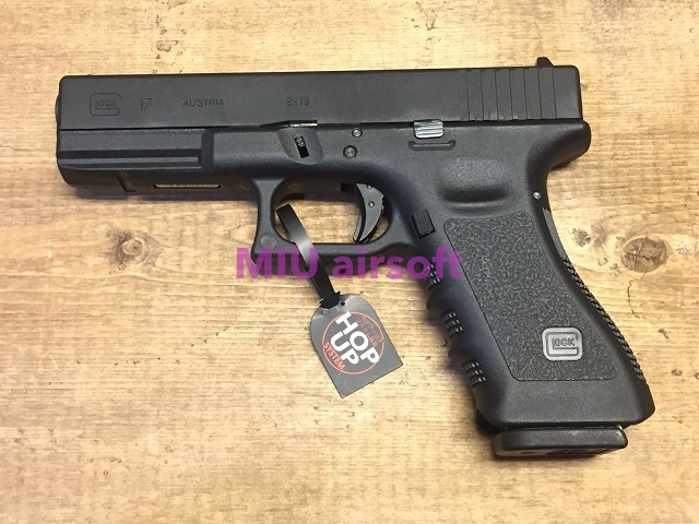 SAA G17 LimitedEdition GBB BK