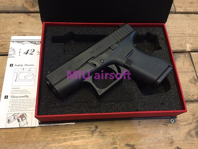 SAA G42 LimitedEdition GBB BK