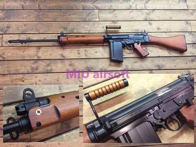 ARES L1A1 ウッドストック 電動ガン