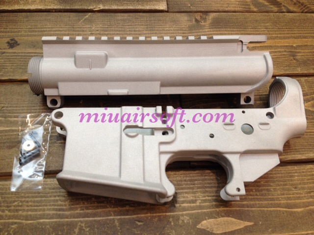 RA-TECH M4 Forged Receiver For WE M4 GBB(blank version)
