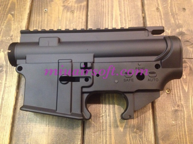 RA-TECH M4 Forged Receiver For WE M4 GBB(BK version)
