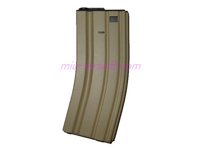 M4・M16 30 Rounds Magazine (TAN)