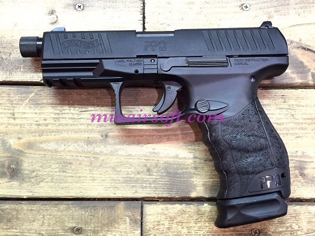 Starkarms Walther PPQ NAVY STD