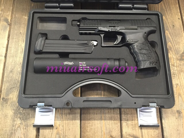 Starkarms Walther PPQ NAVY DX