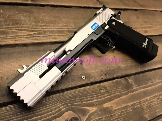 WE Hi-Capa 7.0 Dragon Atype SV ガスブローバック