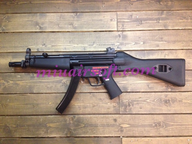 WE MP5A2 ガスブローバック (NPAS ver)
